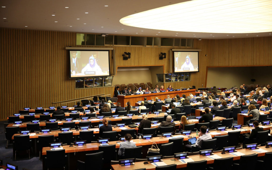 First-of-its-Kind Fund Dedicated to Women in the Arab World Launched at UN General Assembly