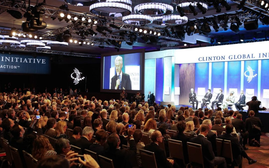 Sharjah Business Women Council at the Clinton Global Initiative's 2016 Annual Meeting